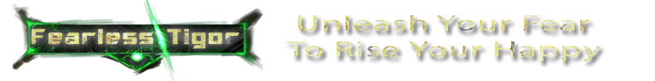 Fearless Tigor Banner