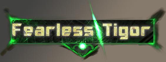 Fearless Tigor Logo