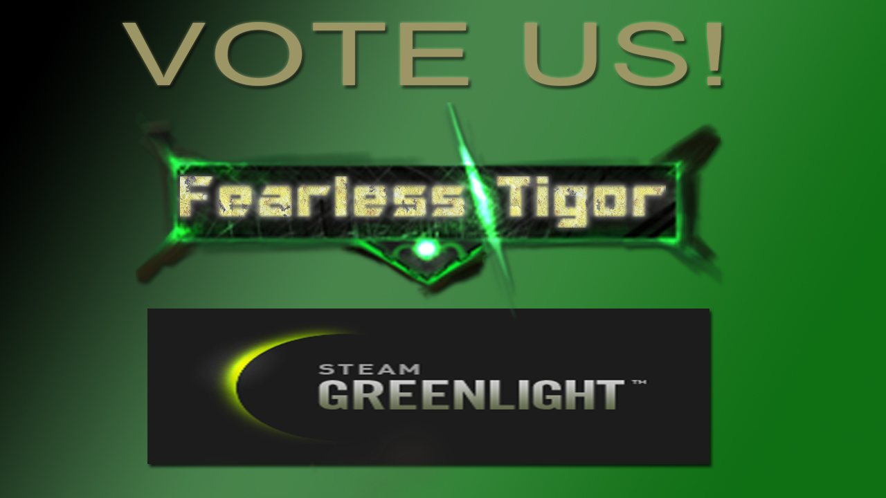 fearless tigor steam greenlight cover