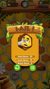 Fail Score Badbee