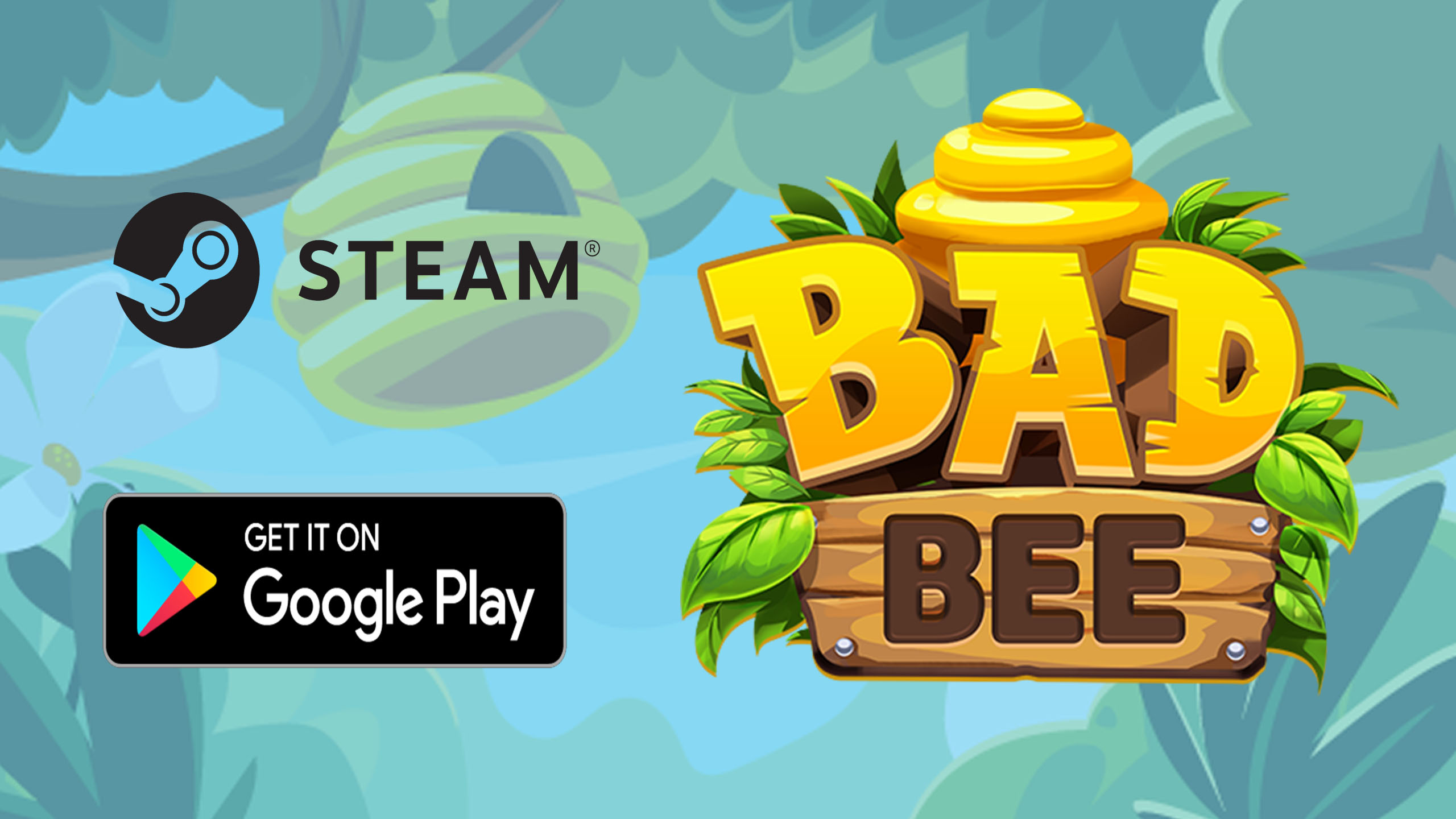 badbee game cover