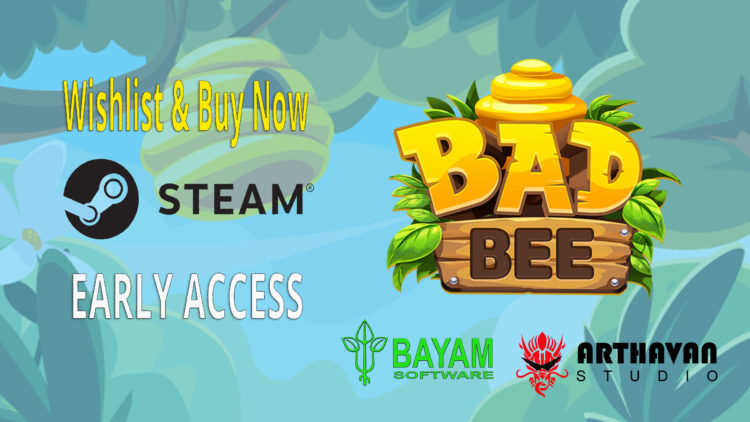 You Can Play BadBee on Steam as Early Access Now